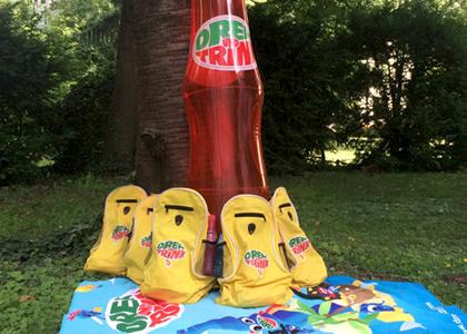Sommer-Gewinnspiel: Badespaß mit Dreh und Trink!