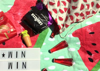 Gewinnspiel: Erfrischendes Sommer-Paket