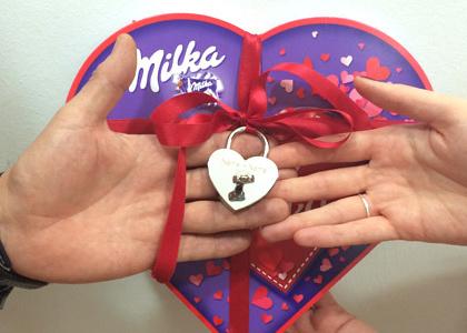 Valentinstags-Gewinnspiel: für Zarte und Zärtliche
