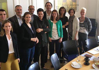 Christian Krpoun im Vorstand des ÖPR