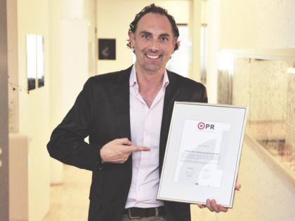 currycom weiterhin mit dem Österreichischen PR-Gütezeichen